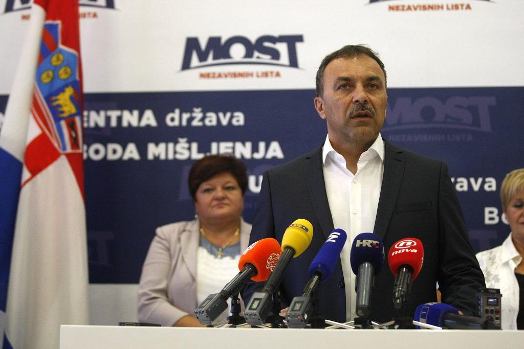 Zagreb, 01.09.2016 - Most nezavisnih lista predstavio kandidate zagrebackih izbornih jedinica