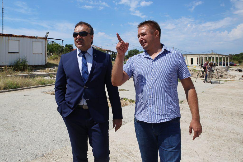 Prevlaka, 17.08.2016 - Okupljanjem na Prevlaci celnici Mosta zapoceli izbornu kampanju