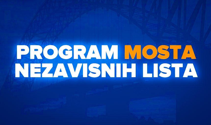 Program Mosta za Grad Zagreb