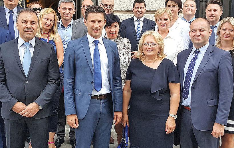 Kandidati Mosta NL za Hrvatski sabor 2016.