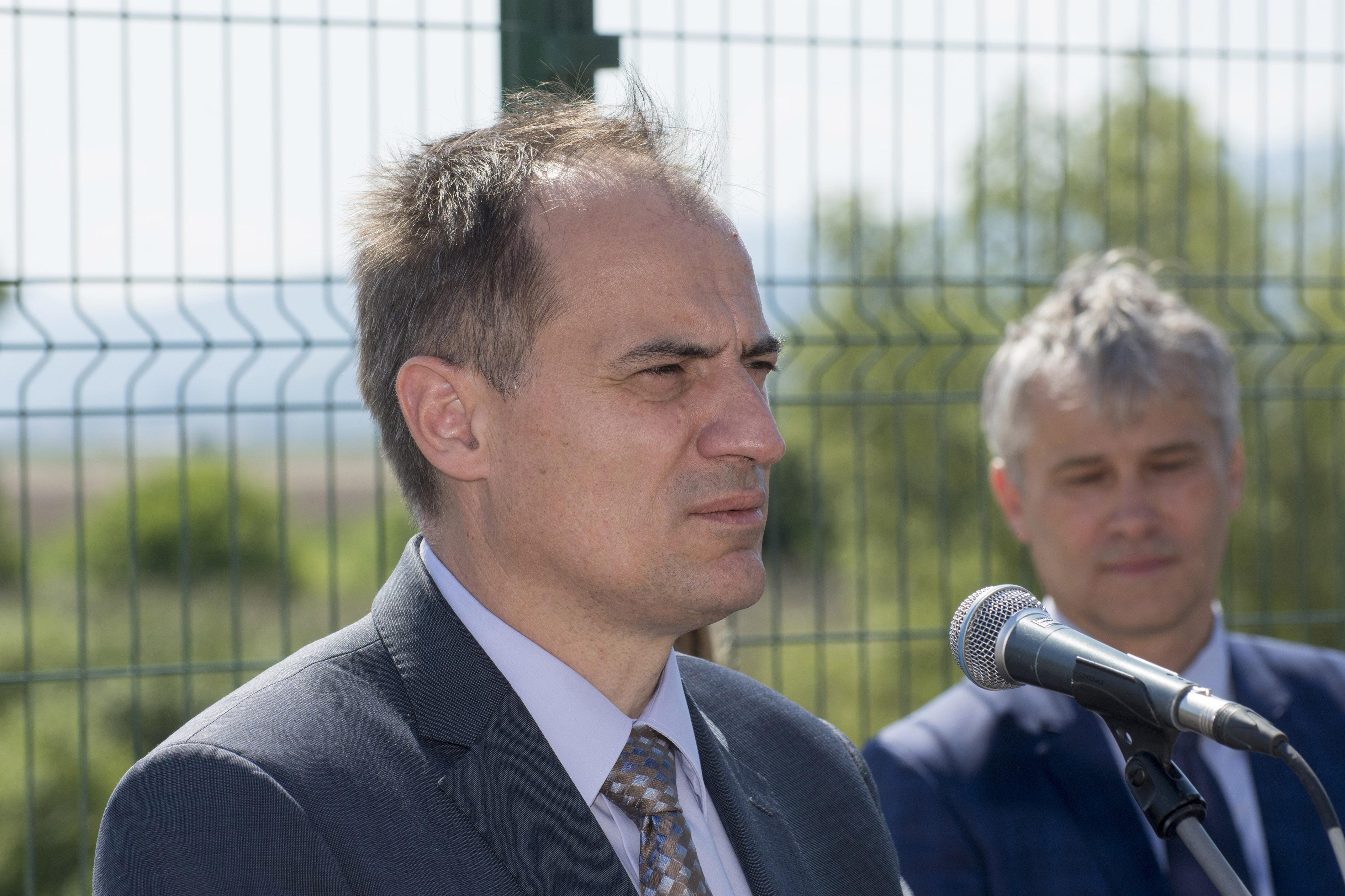 Ministar zaštite okoliša i prirode Slaven Dobrović reagirao je na odluku Tolušića