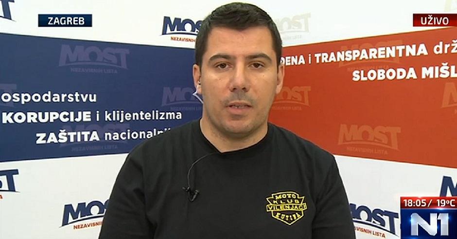 Grmoja: Zašto HDZ i SDP šute o već potpisanim jamstvima?