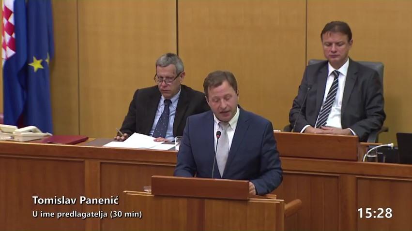 Panenić: HNB bi trebala djelovati kao dio izvršne i zakonodavne vlasti