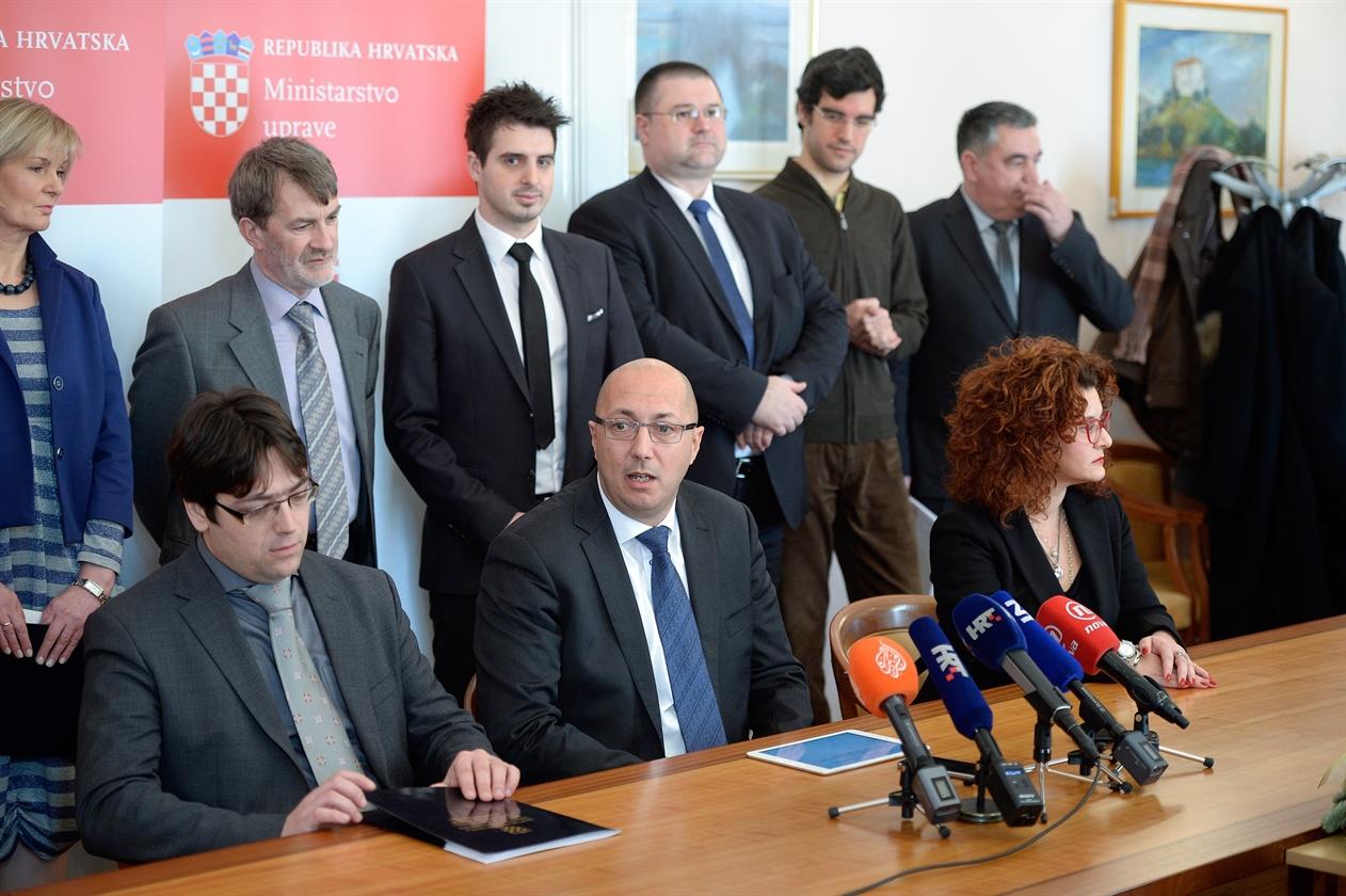 Kovačić predstavio suradnike koji će promijeniti javnu upravu: To je moj ključni zadatak!