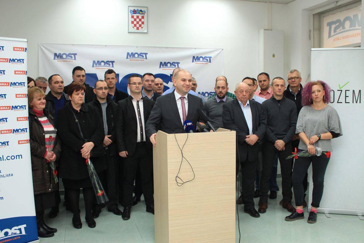 Šimić najavio kandidaturu za gradonačelnika Osijeka