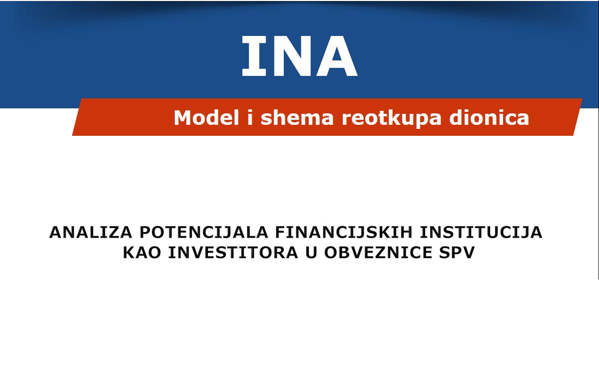 Mostov model za otkup INA-e