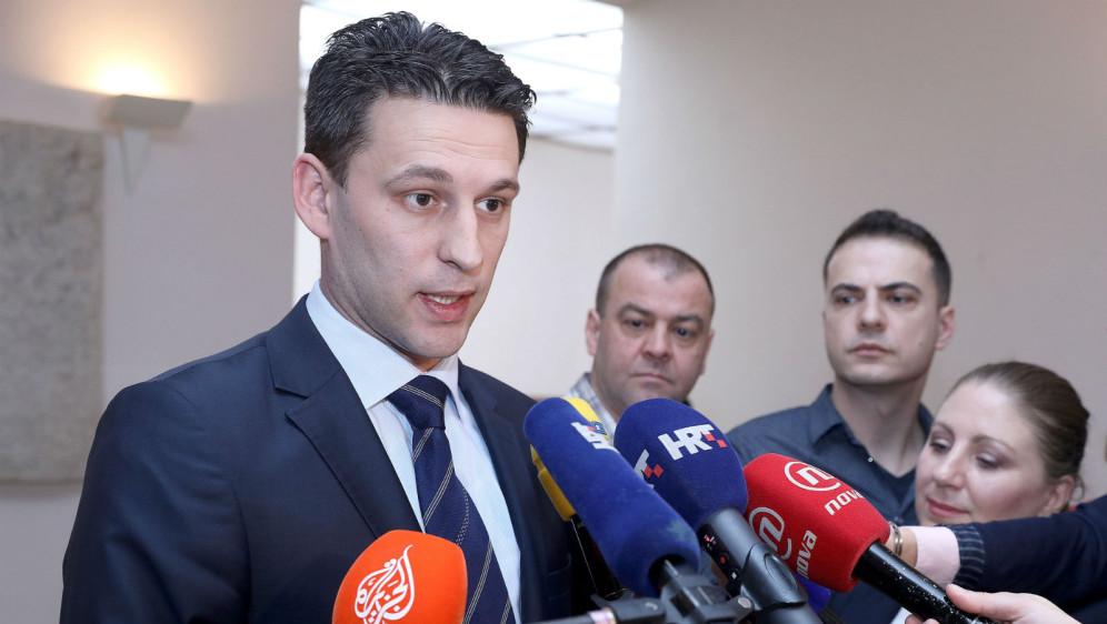 Petrov: Marićeva odgovornost više nije upitna. Plenković treba snositi odgovornost.