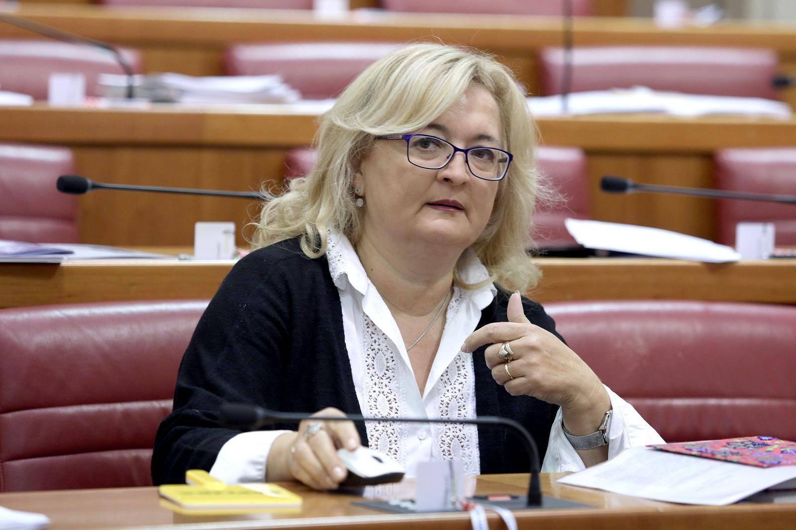 Strenja Linić: Ministar Kujundžić je svojim nedolaskom na Odbor pokazao koliko mu je stalo do goruće teme hrvatskog zdravstva