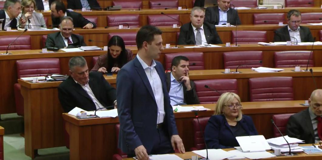 Petrov: Šteta, i ovaj proračun je propuštena prilika